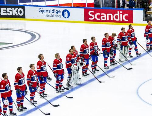 Seier i Norges siste kamp i ishockey-vm 2021