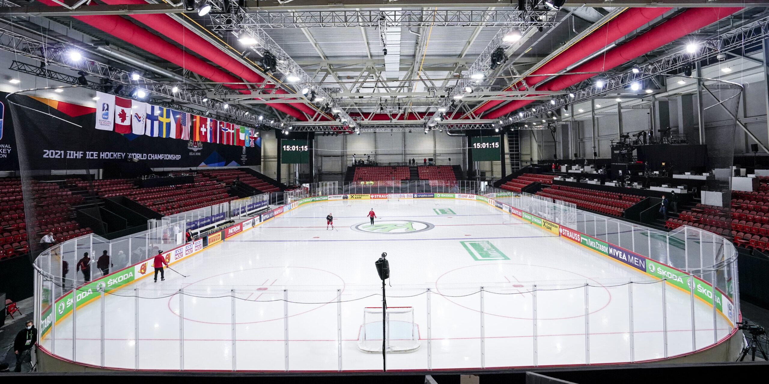 se ishockey vm 2021 på TV