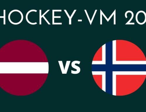 Se Norge – Latvia på TV