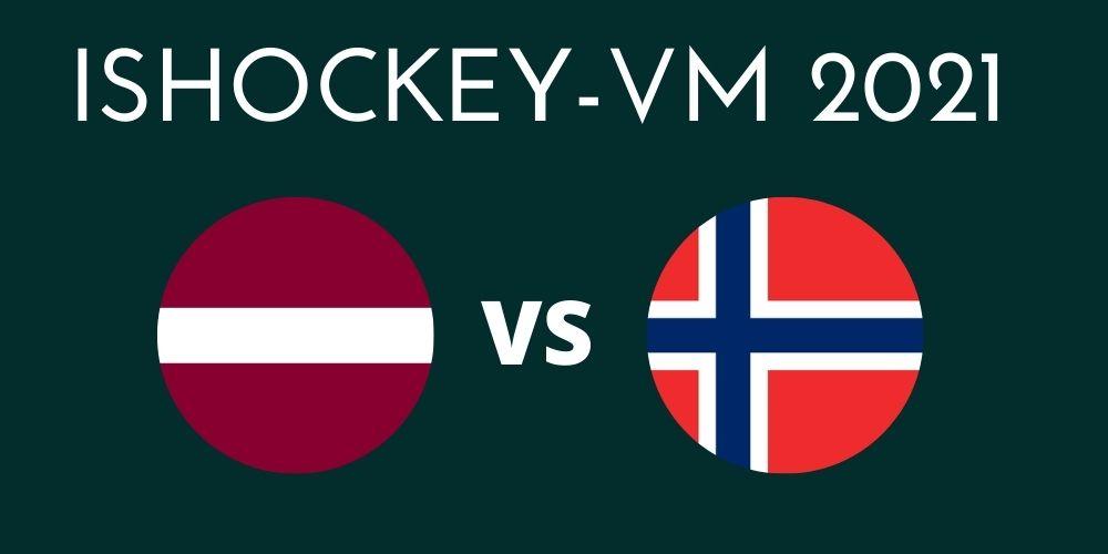 Norge - Latvia