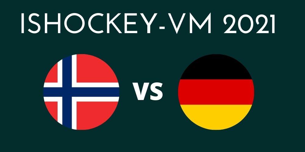 Norge - Tyskland